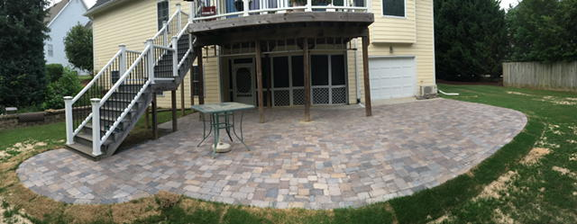 Ziegler's Patio After