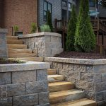 Photography of residential and commercial hardscape projects and masonry projects in Atlanta, GA with product produced by Georgia Masonry Supply.